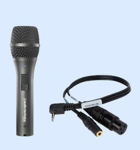 Mobile Podcasting Equipment